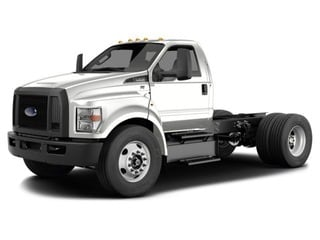 New 2018 Ford F-650-750 F-650 SD Gas Straight Frame
