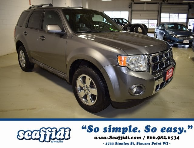 Pre Owned 2009 Ford Escape Limited