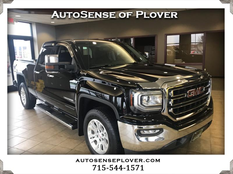 Pre-Owned 2016 GMC Sierra 1500 4WD Double Cab 143.5 in SLE