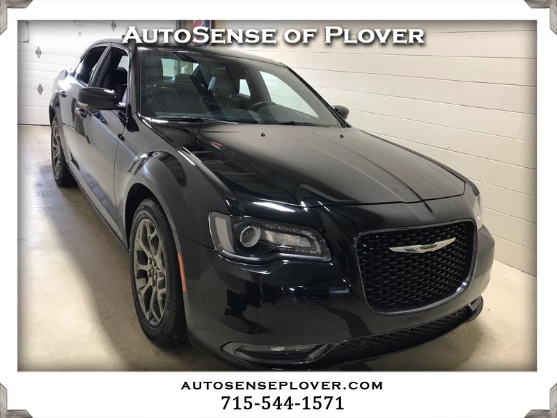 Pre Owned 2016 Chrysler 300 4dr Sdn 300s Awd