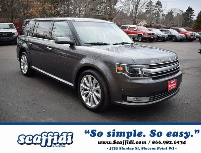 Certified Pre Owned 2017 Ford Flex Limited