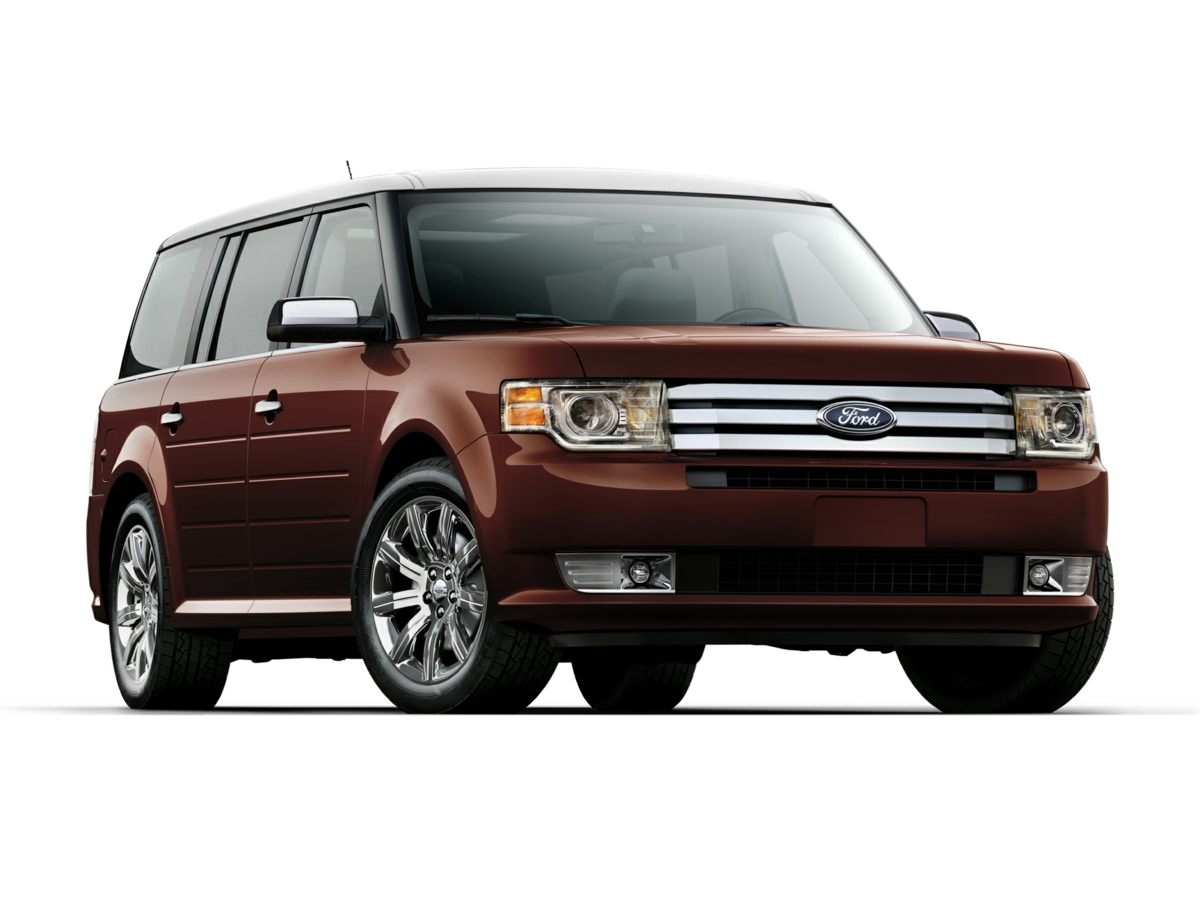 Pre-Owned 2012 Ford Flex