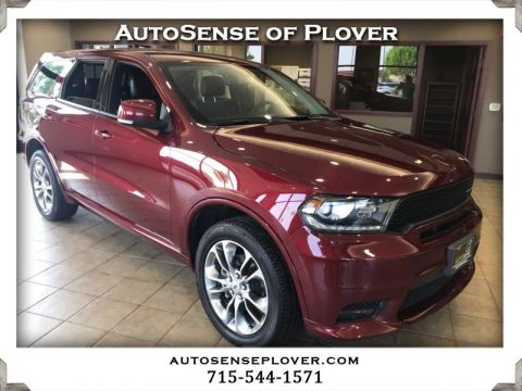 Pre-Owned 2019 Dodge Durango AWD 4dr GT
