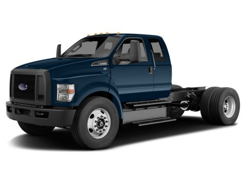 New 2019 Ford F-650SD