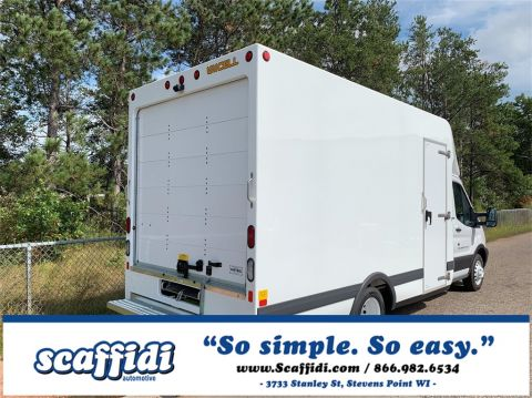 New Ford Transit Cargo Van in Stevens Point | Scaffidi Motors