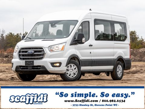 Pre-Owned 2020 Ford Transit-150 XLT