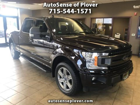 Pre-Owned 2018 Ford F-150 XLT 4WD SuperCrew 6.5 ft Box