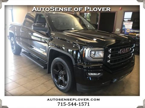 Pre-Owned 2016 GMC Sierra 1500 4WD Double Cab 143.5 in