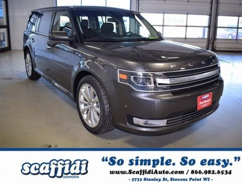 Certified Pre-Owned 2017 Ford Flex Limited