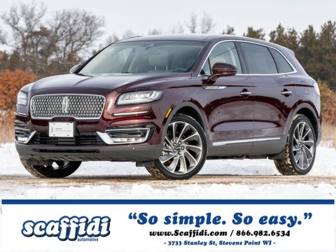 Certified Pre-Owned 2019 Lincoln Nautilus Reserve